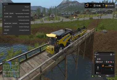 New Holland CR 10.90 Tuning Edition v1