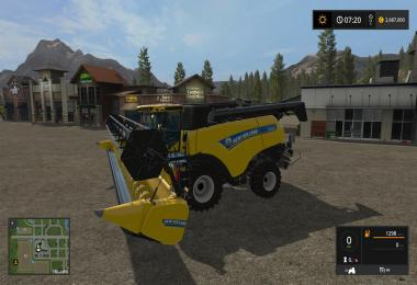 New Holland CR9.90 by Bohemia Moders