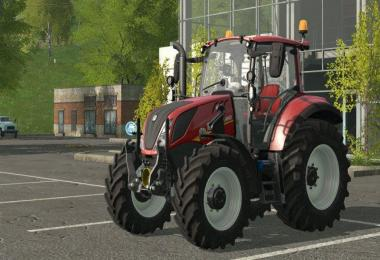 New Holland T5 Red Edition v1.0