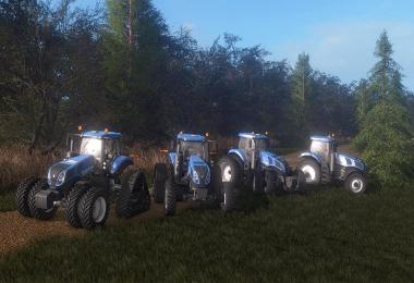 New Holland T8 v1.0