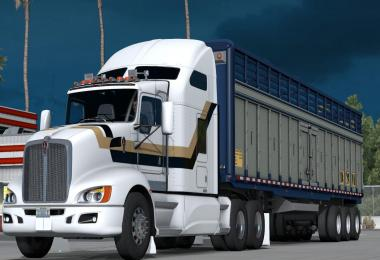 New Kenworth T660 Update 1.32.x
