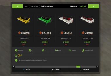 Oros Cornado Pack v1.0