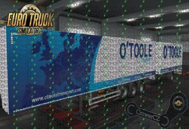 O'Toole Transport Ownership Trailer Skin v1.0