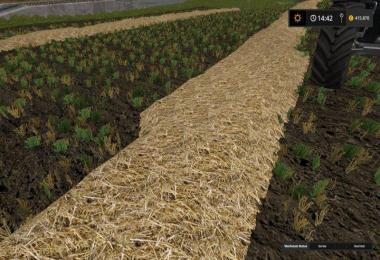 Real Straw Texture v1.0