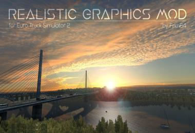 Realistic Graphics Mod v2.2.0 by Frkn64