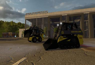 Rustys New Holland skidSteer v1.0