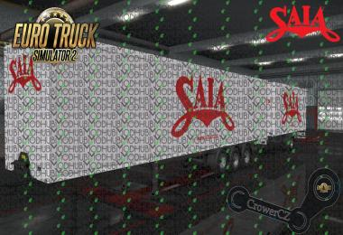 SAIA Ownership Trailer Skin v1.0