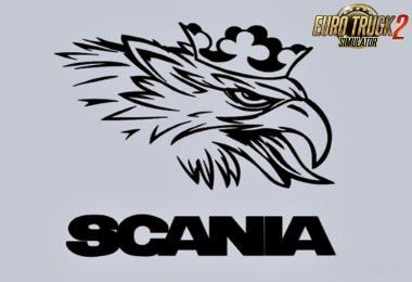 Scania Ghost v8 Sound v4.0 by Oxygen 1.32