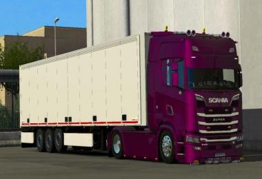 Scania Next Gen Low Deck Supported Accessories Remoled v1.0