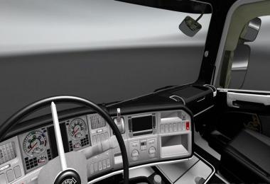 Scania RJL WBLE Interior v1.0