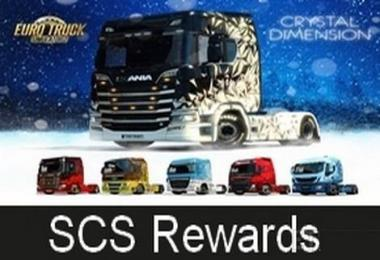 SCS Rewards unlocker v1.0