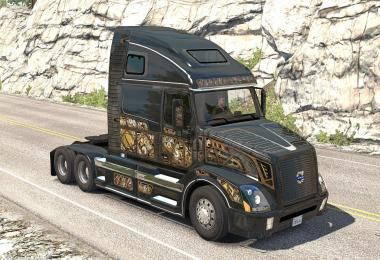SCS SteamPunk Skin for VNL670 (Aradeth) v1.0