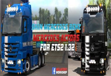 Skin Paintjops Mp3 For ETS2 1.32
