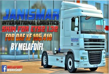 Skin Transport Janismar For ETS2 1.32