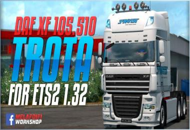 Skin Trota Transport For ETS2 1.32.x