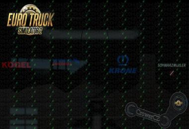 Trailer Company Pennants Pack v1.0