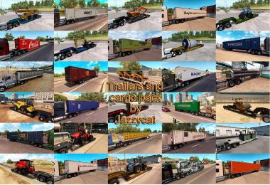 Trailers and Cargo Pack by Jazzycat v2.2.1