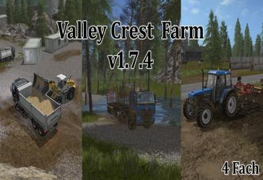 Valley Crest Farm 4x v1.7.4