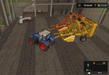 Vegetable harvesters v1.1.0.0