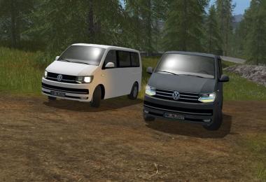 Volkswagen T6 Multivan v0.5