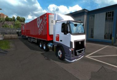 Volvo FH16 2009 Edit Original Base v1.0