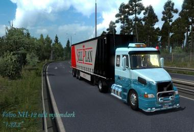 Volvo NH12 edit mjtemdark 1.32.x