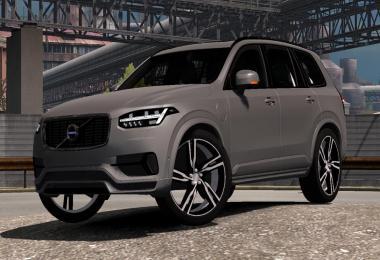 Volvo XC90 T8 2018 v1.1 1.32