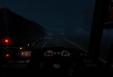 Winter Fog Mod 1.31.x