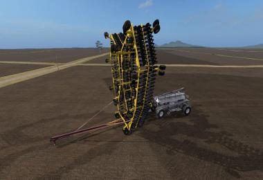ZELL'S 214FT SOWING RIG v1.3.1.0