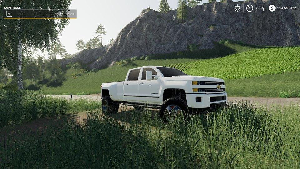ChevyDually 3500HD v1.0
