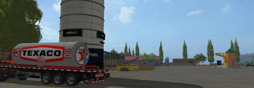 Texaco Fuel Trailer (BY BOB51160) v2.2.0.0