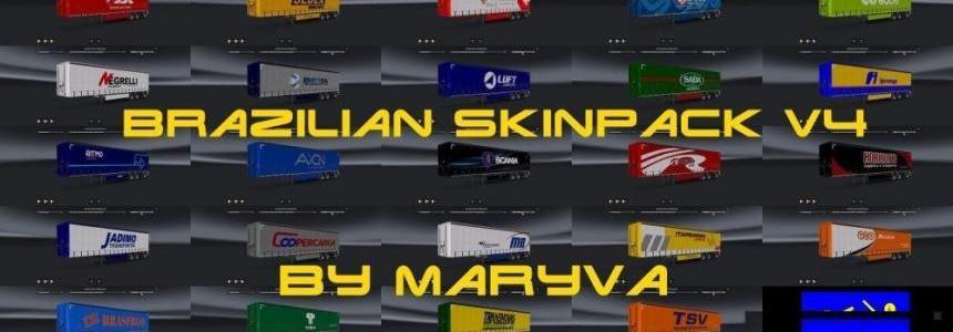 Brazilian Skin Pack v4.0