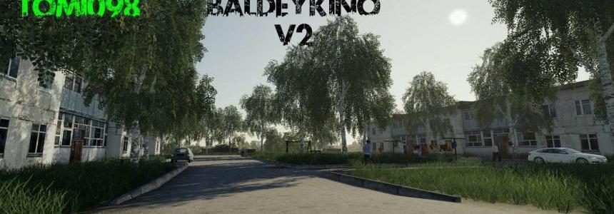 FS19 Baldeykino V2 Edit By Tomi098