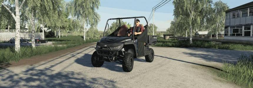 Mahindra Retriever 1000 Limited Edition v1.0.0.0