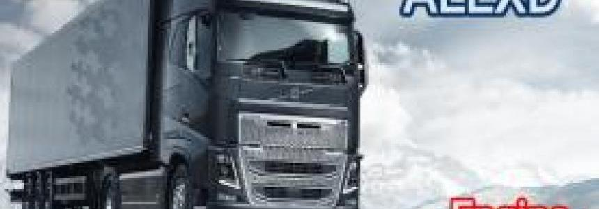 ALEXD Engine For Volvo FH 2012 v1.0