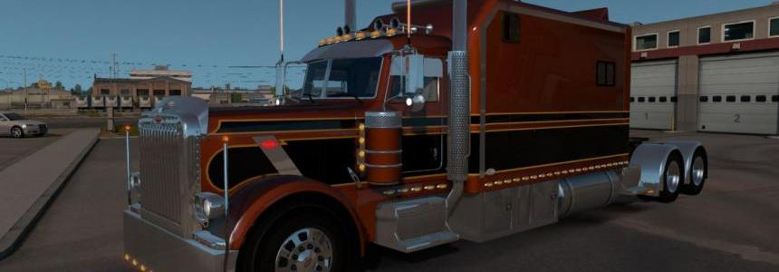 [ATS] Peterbilt 389 Long Sleeper (29.11.18) 1.32.x