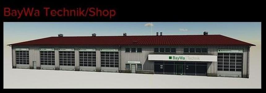 BayWa Shop/Technik v1.0