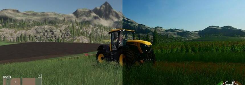 Better graphics FS19 - Shadermod by GermanWarrior
