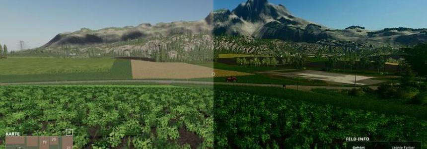 Better graphics FS19 - Shadermod v2.0