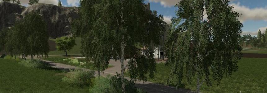 Birch Tree Prefab (Prefab) V1.0.0.0