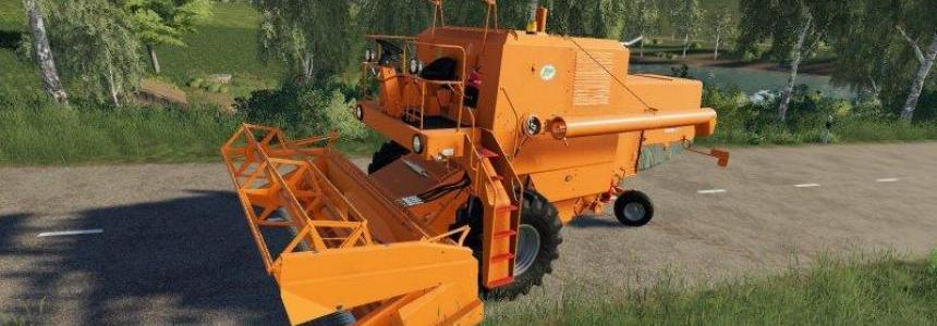 Bizon Z056 Super Orange v1.1