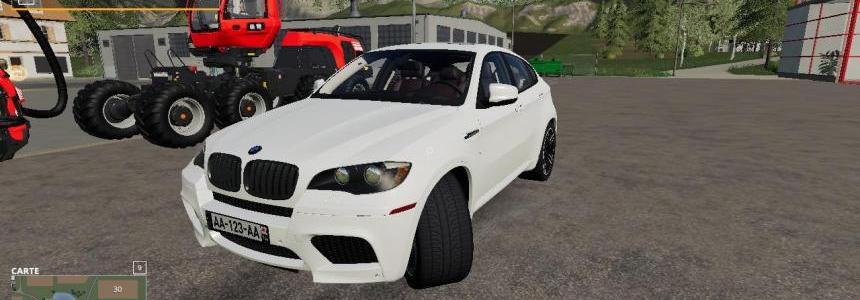 BMW X6M SKIN v1.0