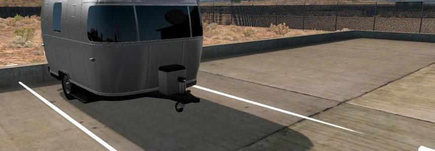 Caravan Trailer for ATS 1.32+