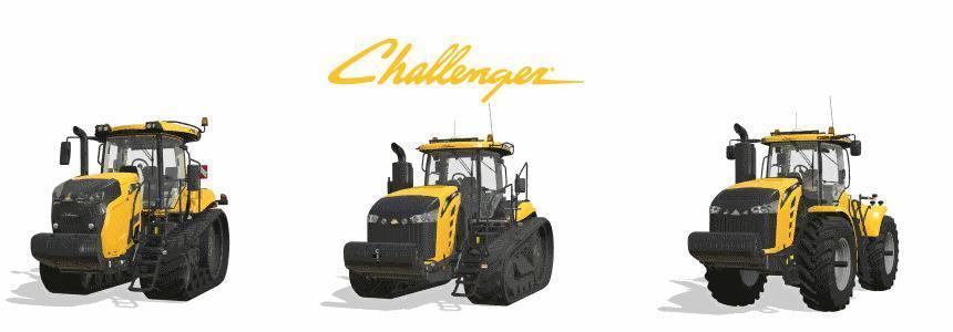 Challenger tractors v1.0.0.0