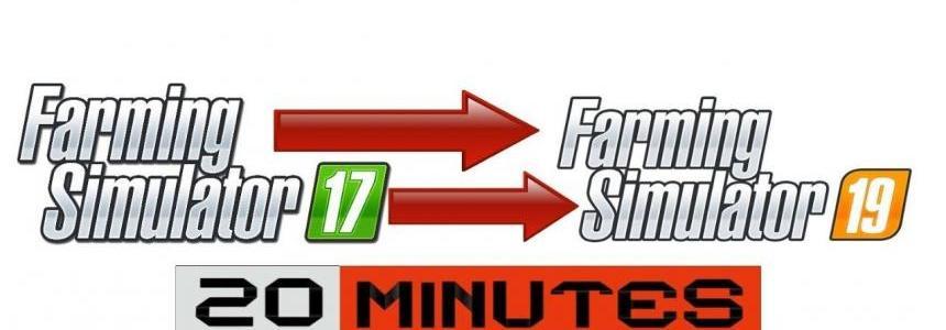 Convert a Mod in 20 mins v1.0
