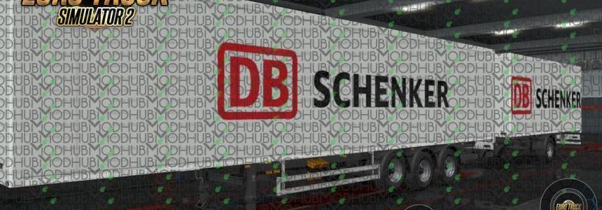 DB Schenker Trailer Ownership v1.0