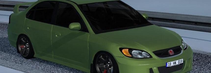 Dealer fix for Honda Civic VTEC2 1.32