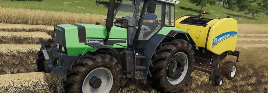 Deutz AgroStar 661 v1.0.0.0
