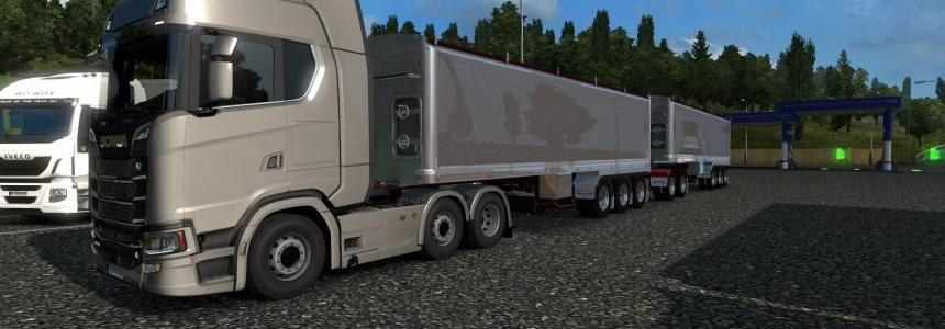 [ETS2] Lusty Tippers v1.0 1.32.x