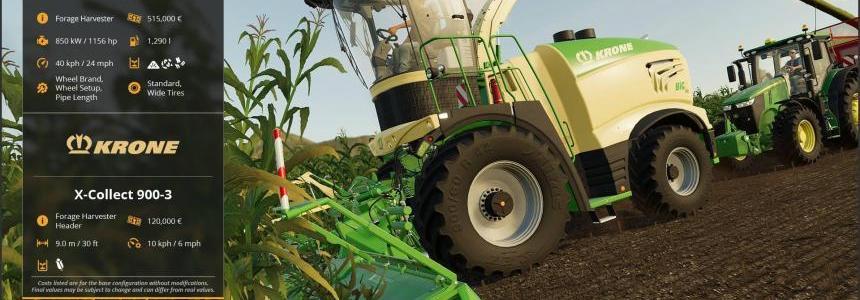 Farming simulator 19 FACT SHEET #10